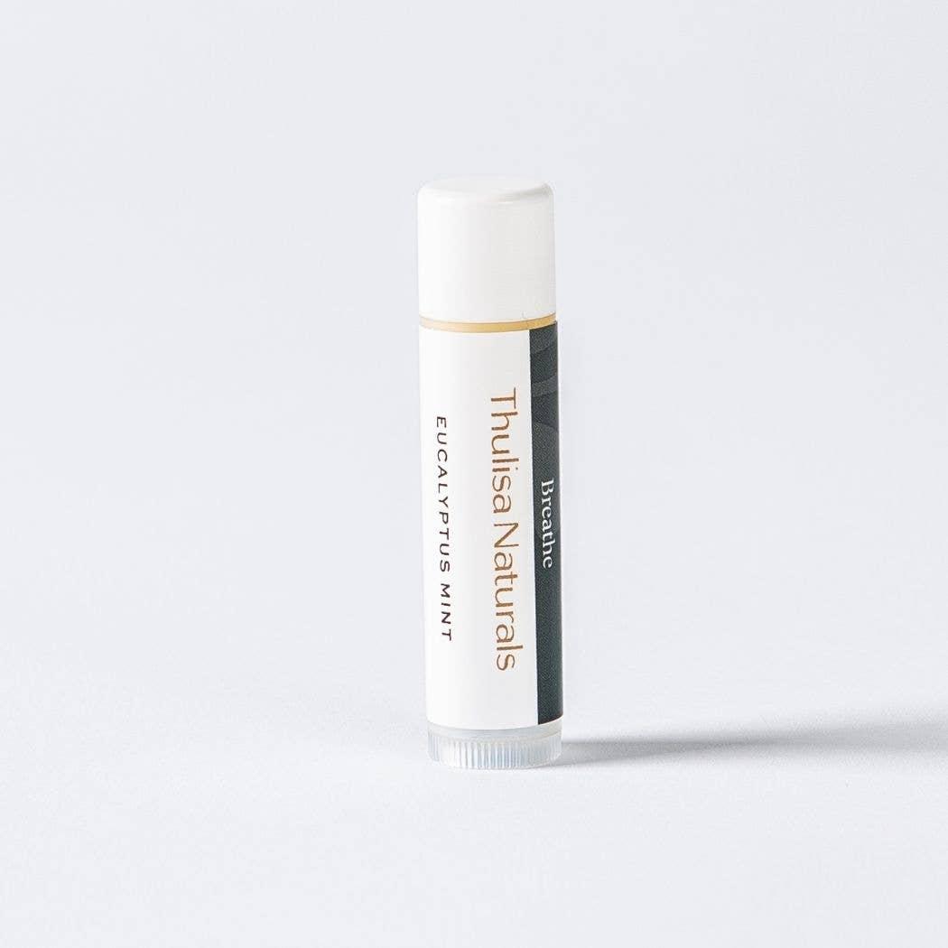 Eucalyptus Mint Lip Balm- Breathe   Trada Marketplace