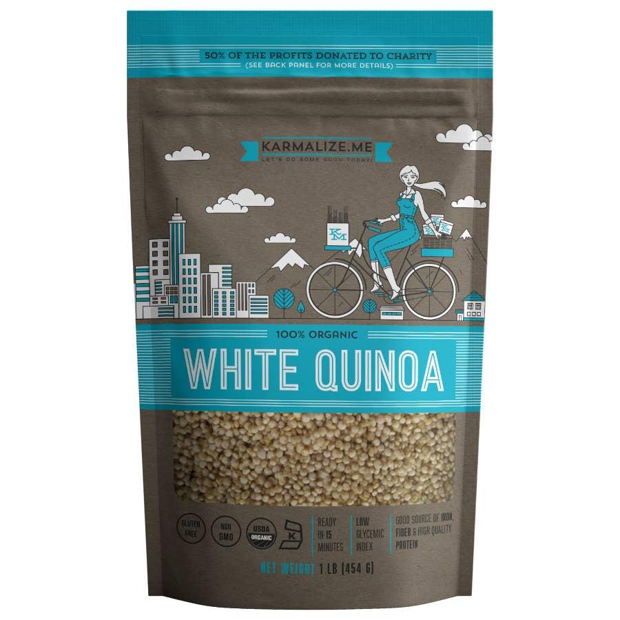Organic Quinoa  | Trada Marketplace