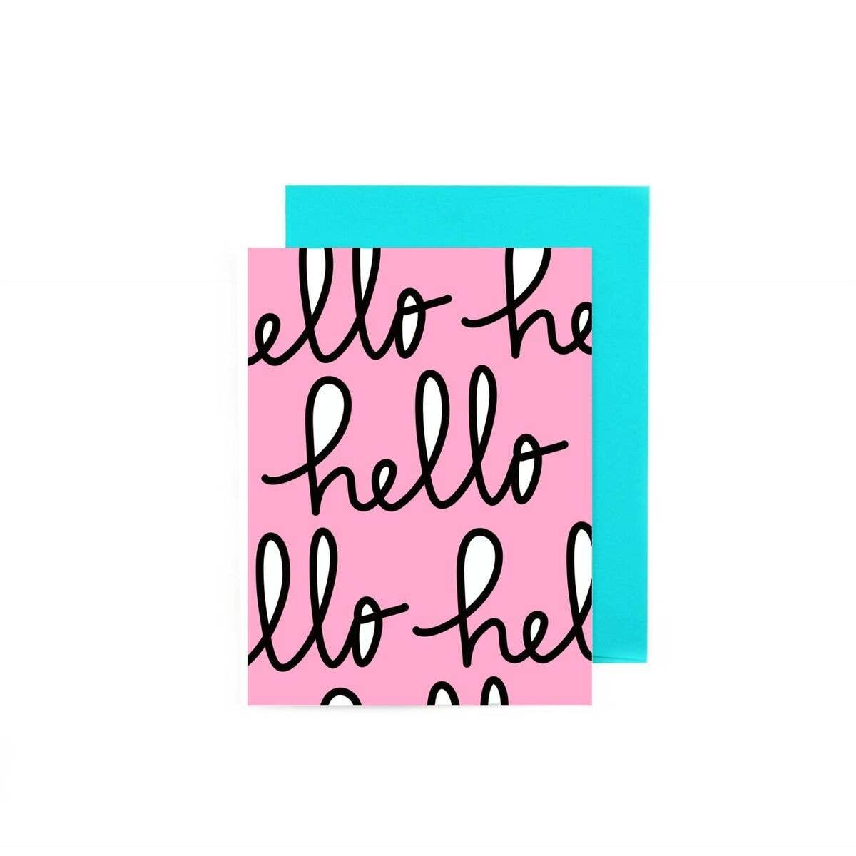 Pink Hello | Trada Marketplace