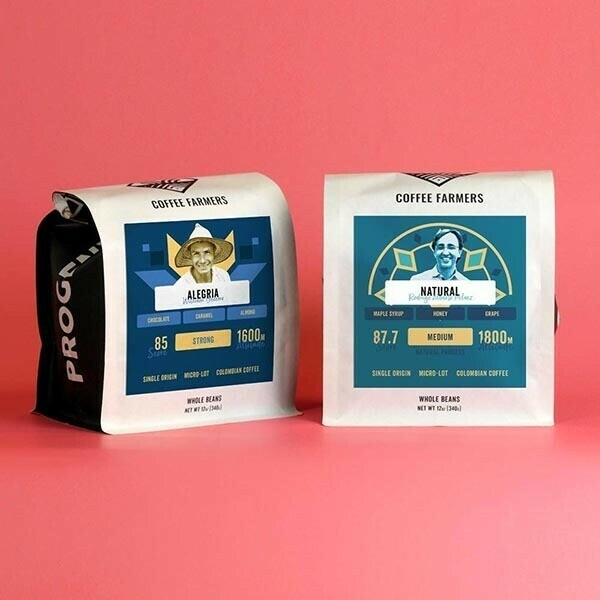 Progeny Coffee Farmers | Trada Marketplace