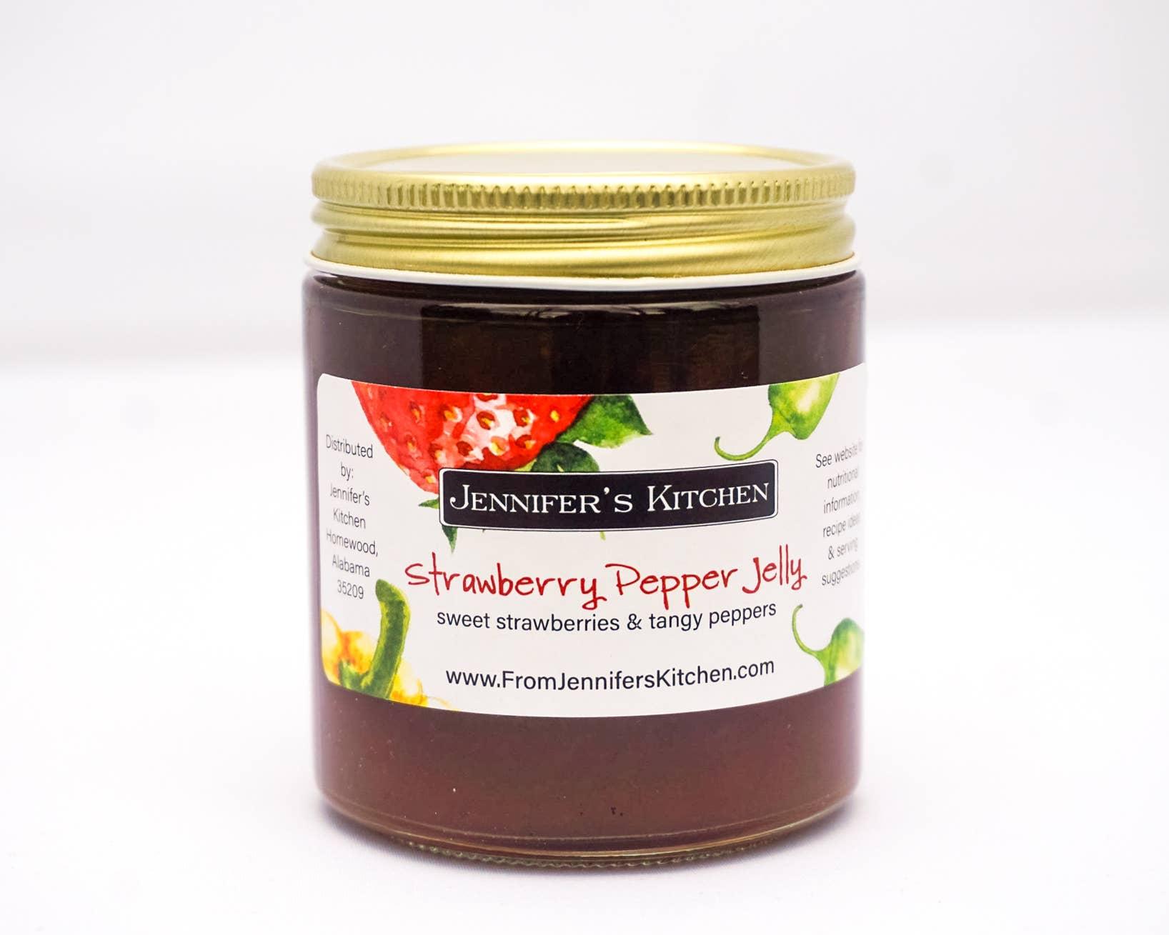 Mini Strawberry Pepper Jelly | Trada Marketplace