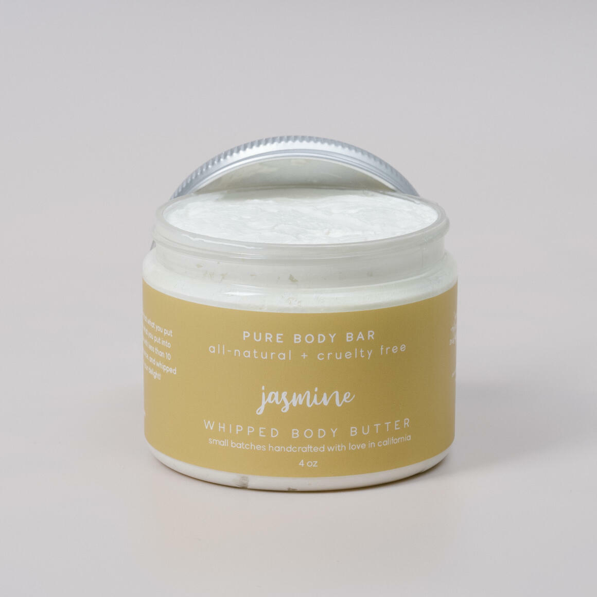 Jasmine Whipped Body Butter   Trada Marketplace