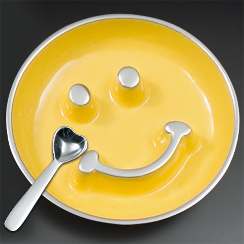 Lil Smile with Heart Spoon   Trada Marketplace