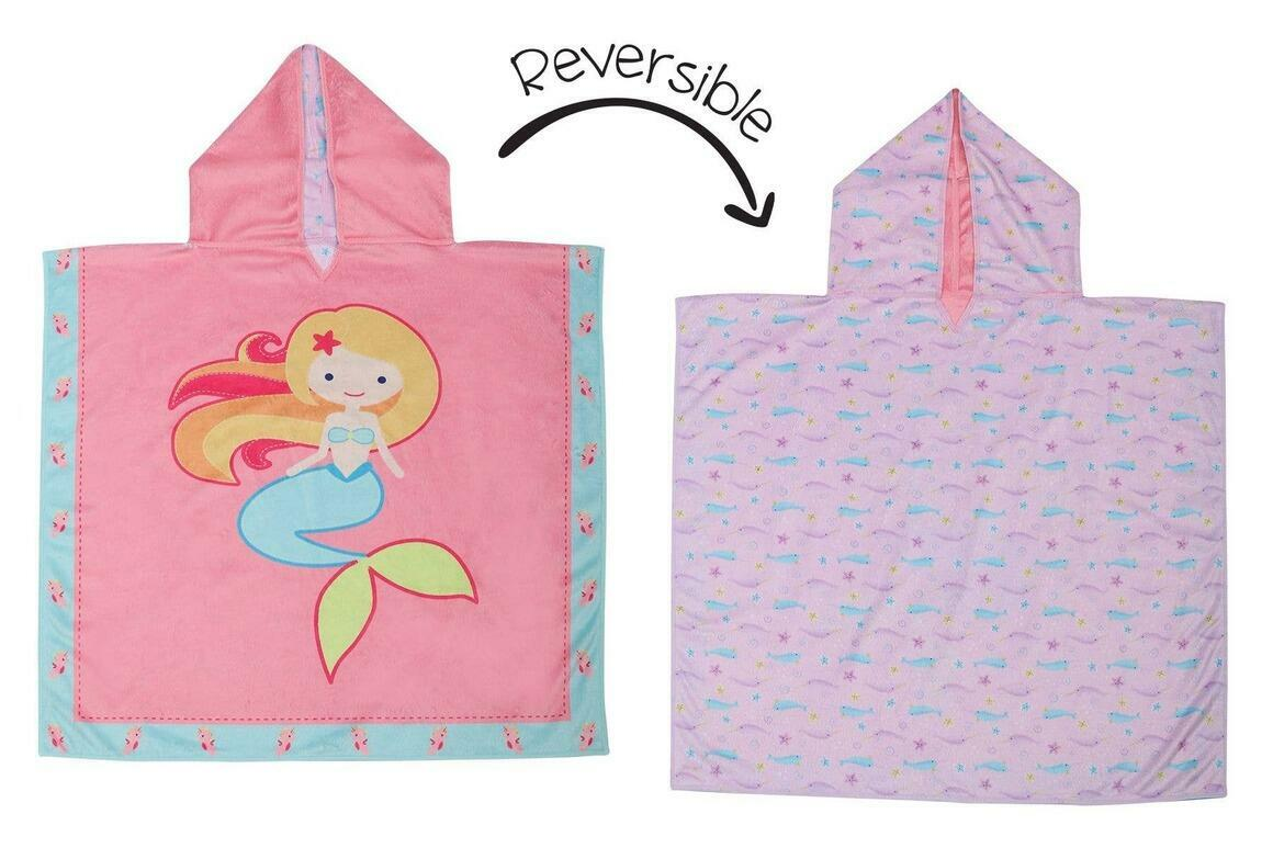 Kids UPF50+ Cover-Up - Mermaid/Narwhal | Trada Marketplace