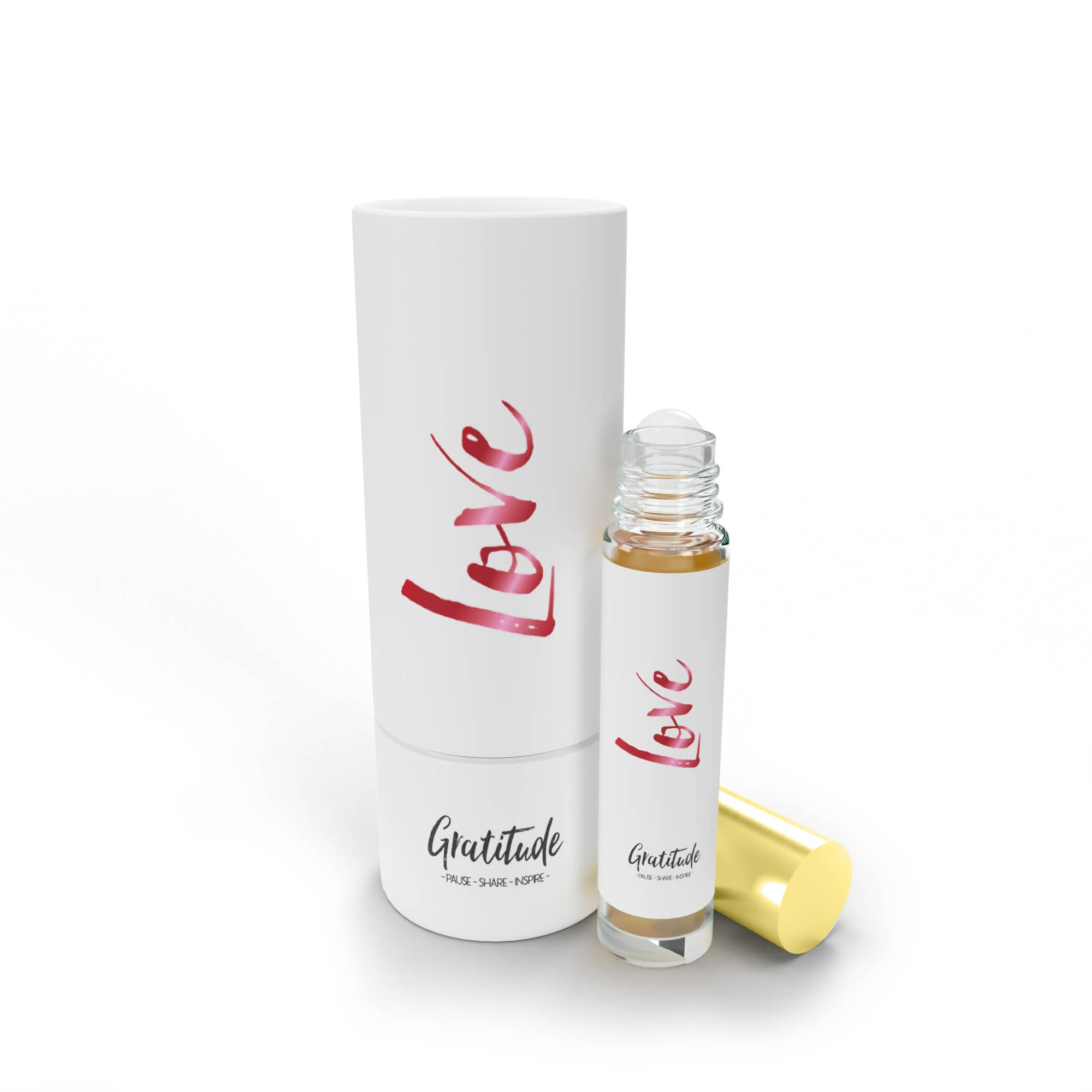Love Aromaceutical Collection - 10ml Roll On | Trada Marketplace