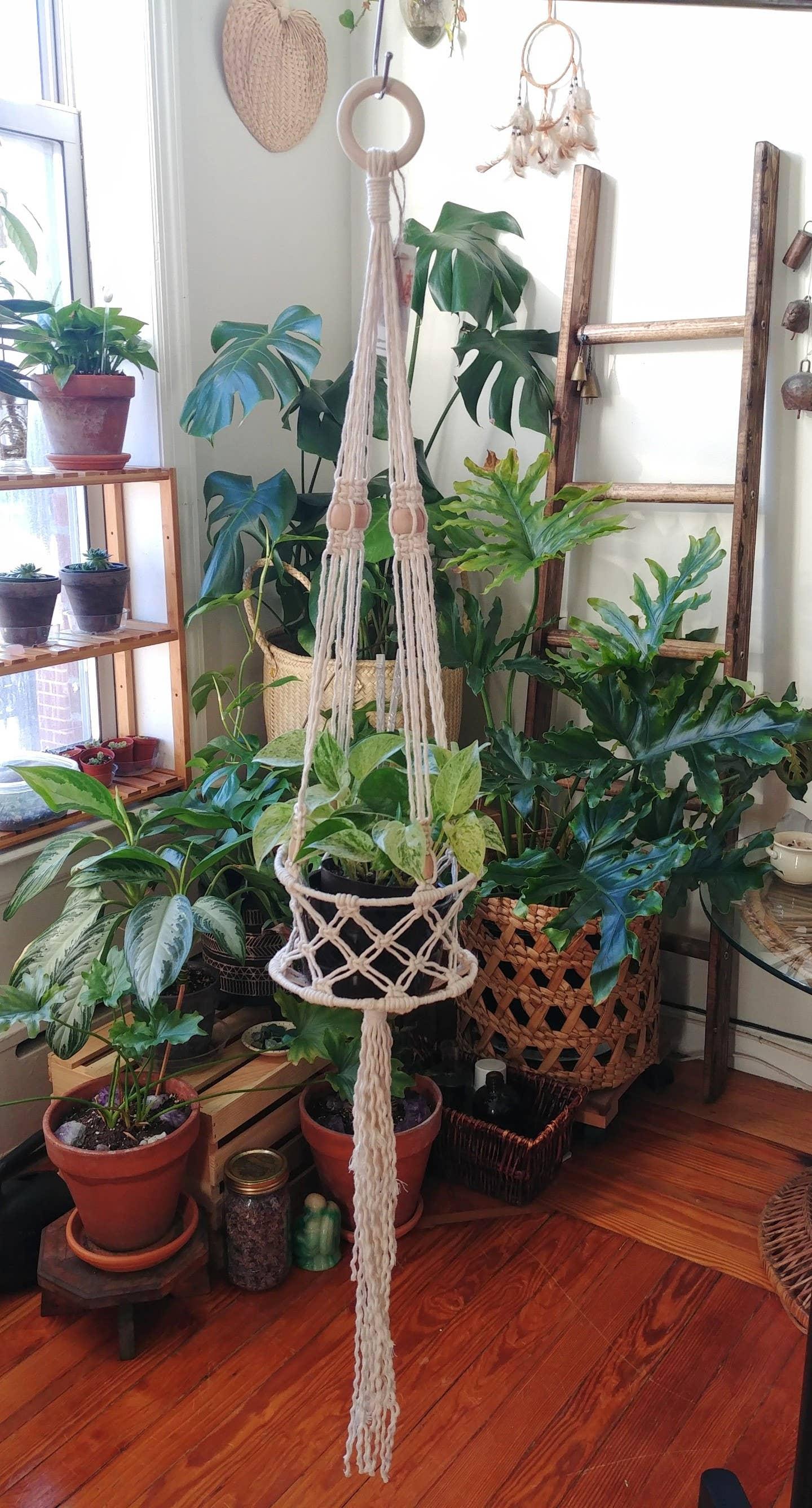 Plant Hanger Basket   Trada Marketplace