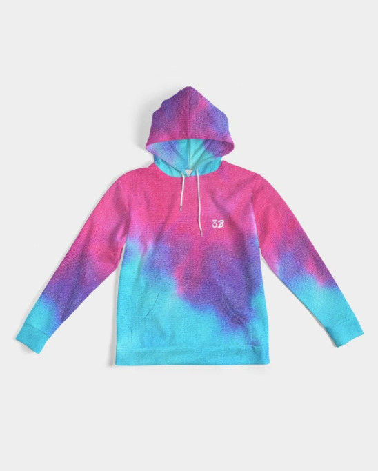 Cotton Candy Men's Hoodie | Trada Marketplace