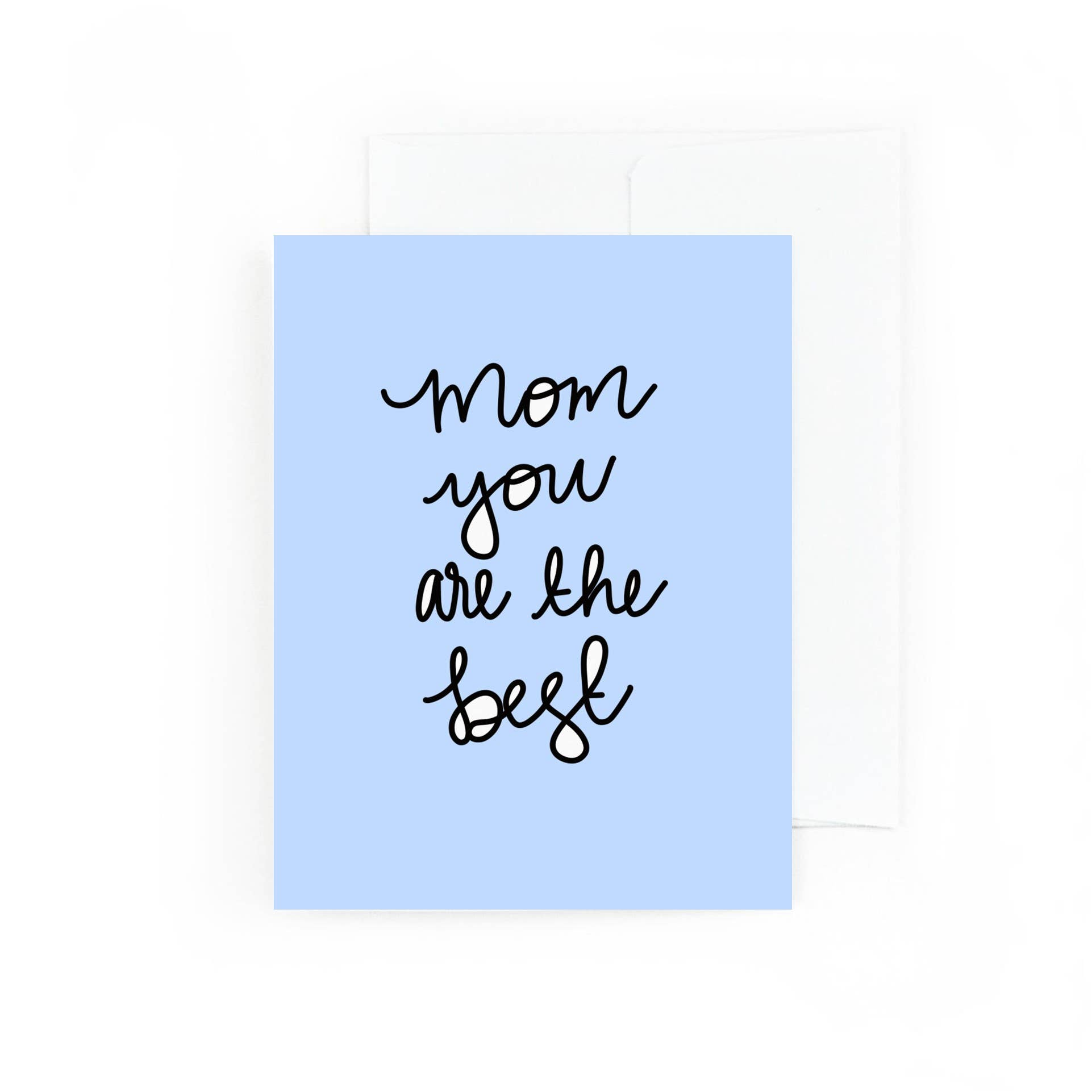 Mom You Are the Best | Trada Marketplace