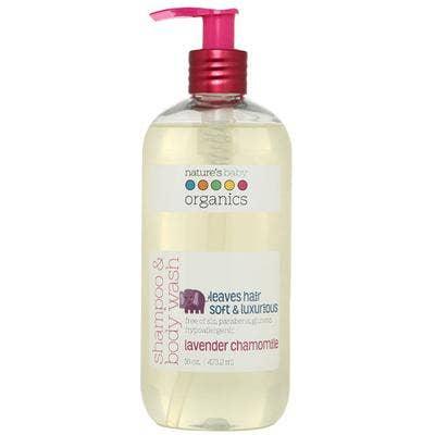 Shampoo & Body Wash Lavender Chamomile 16 oz | Trada Marketplace