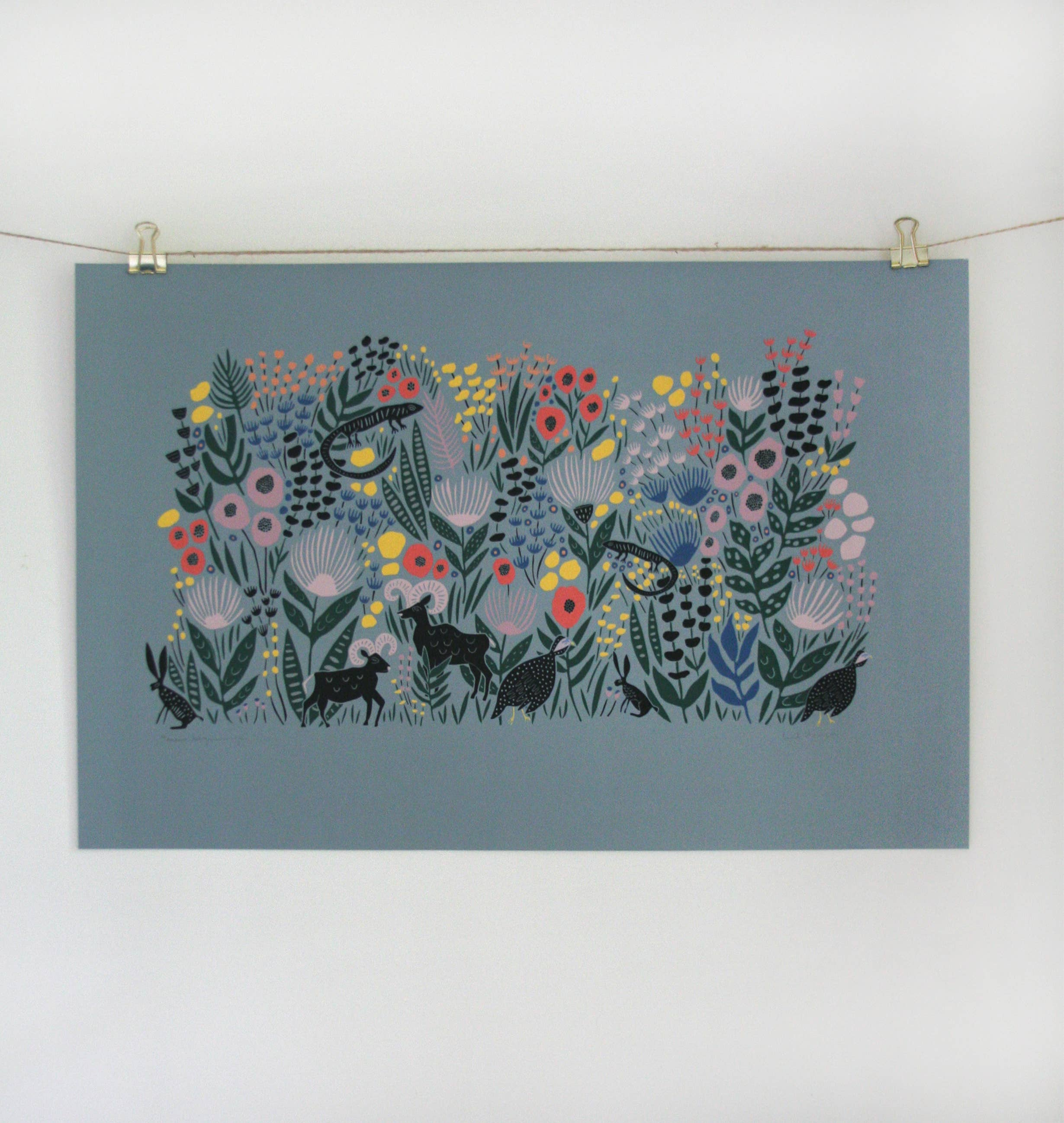 New Beginnings Art Print | Trada Marketplace