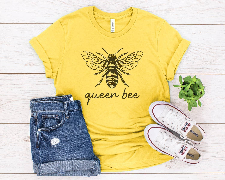 Queen Bee Tee | Trada Marketplace