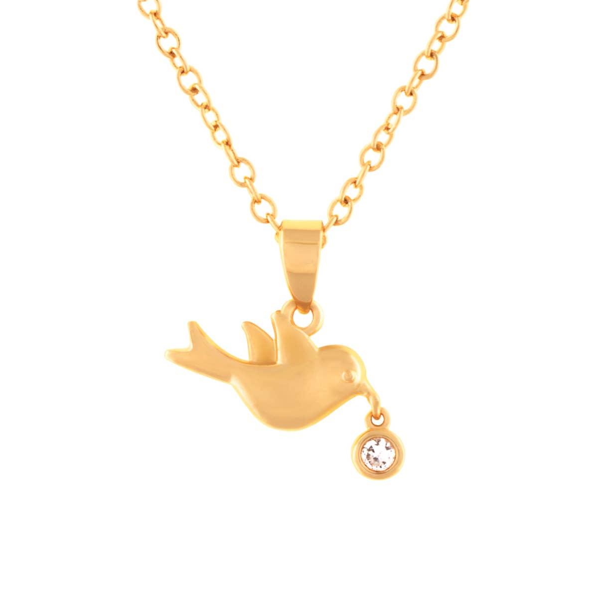 Little Treasures- Bird Necklace   Trada Marketplace