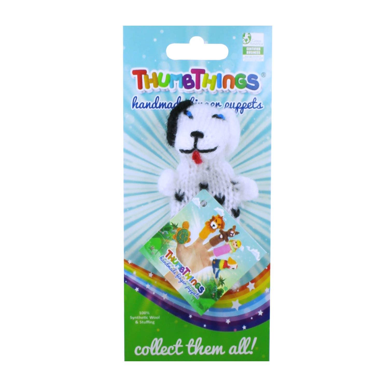 Dalmatian Finger Puppet   Trada Marketplace