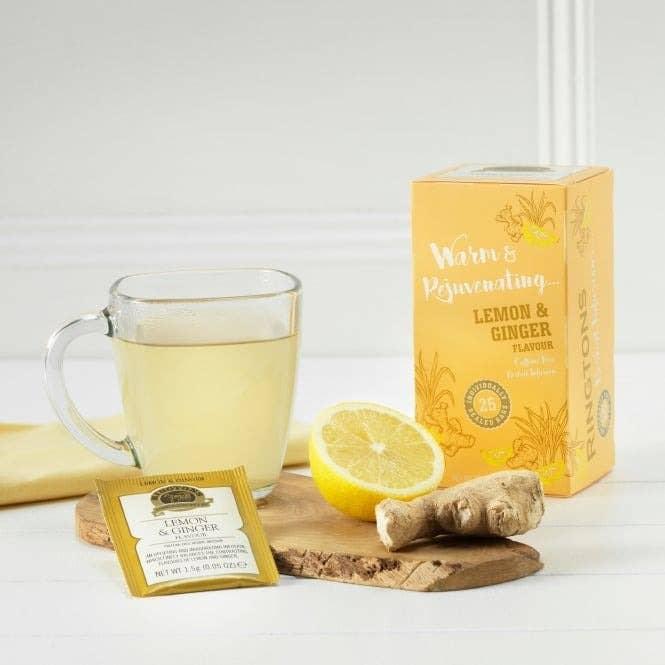 Lemon & Ginger 25s   Trada Marketplace