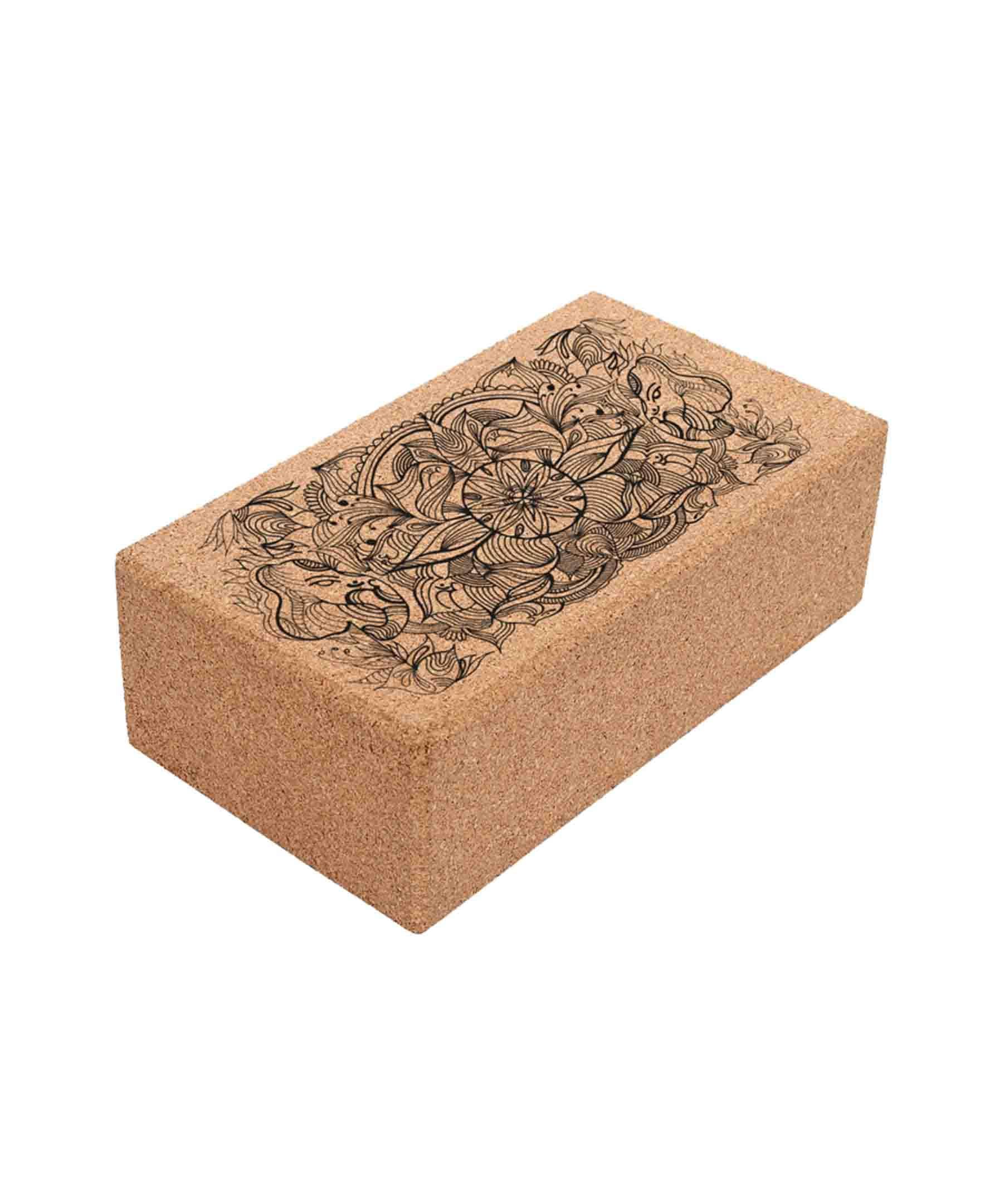 Lift Yoga Cork Block | Trada Marketplace