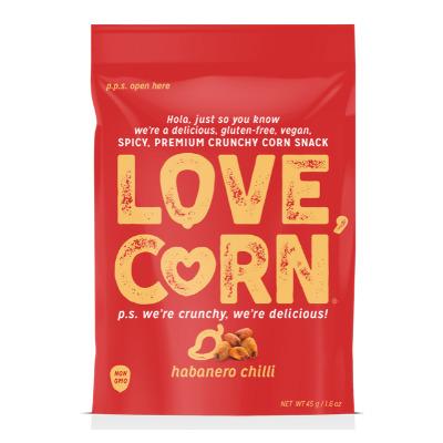 Love Corn Habanero Chilli | Trada Marketplace