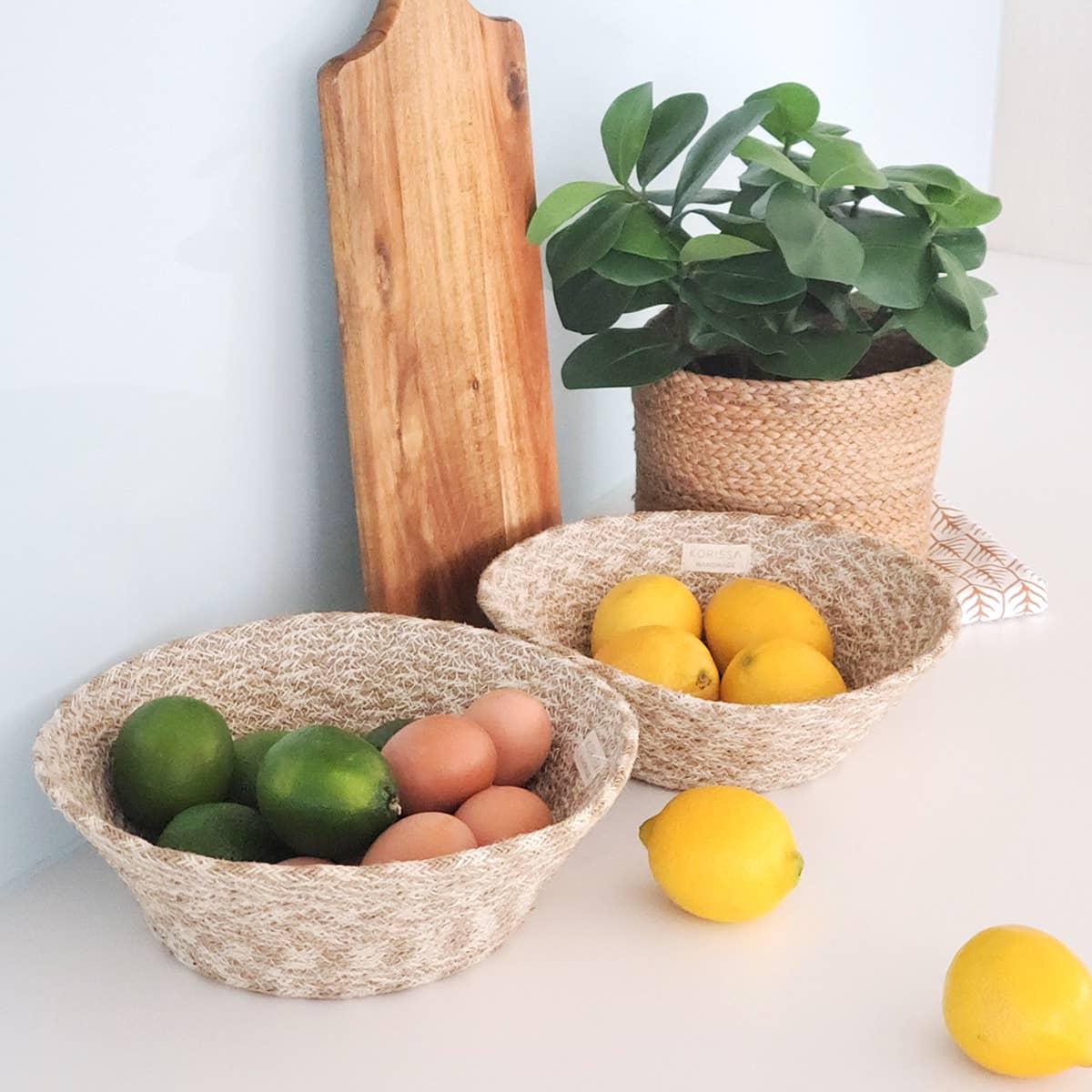 Agora Woven Nesting Bowl (Set of 4)   Trada Marketplace