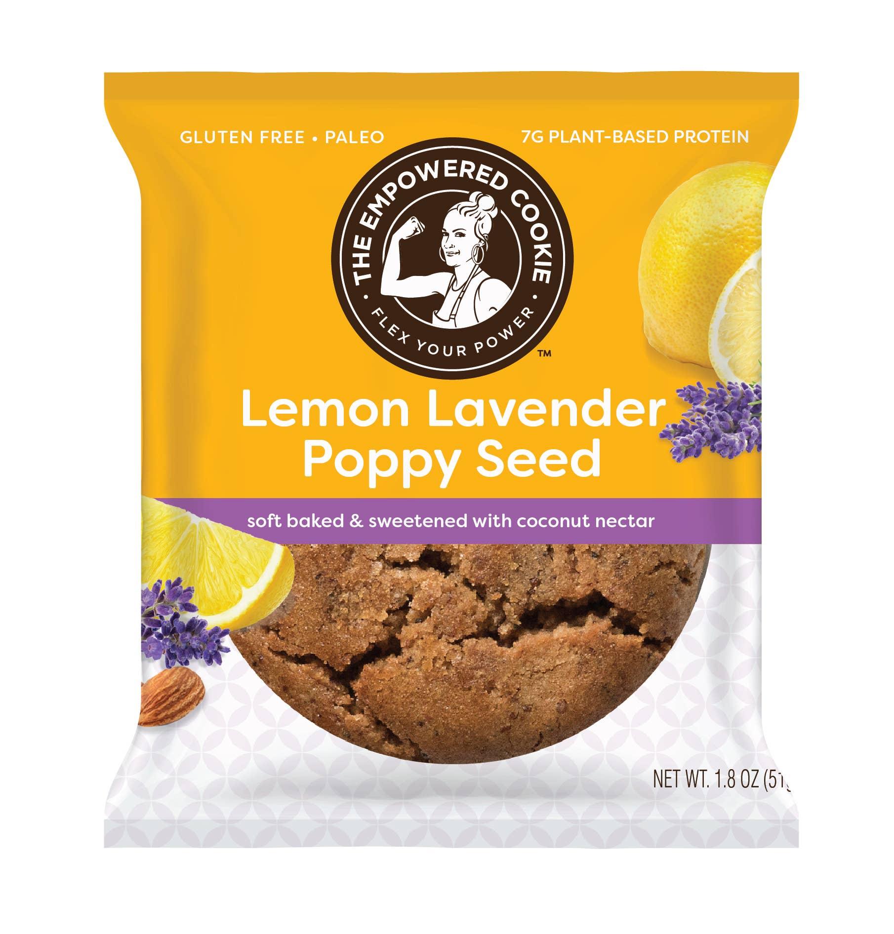 Lemon Lavender Poppy Seed   Trada Marketplace