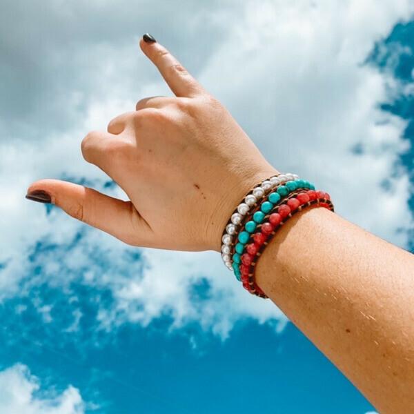Aqua Pura Bracelets | Trada Marketplace