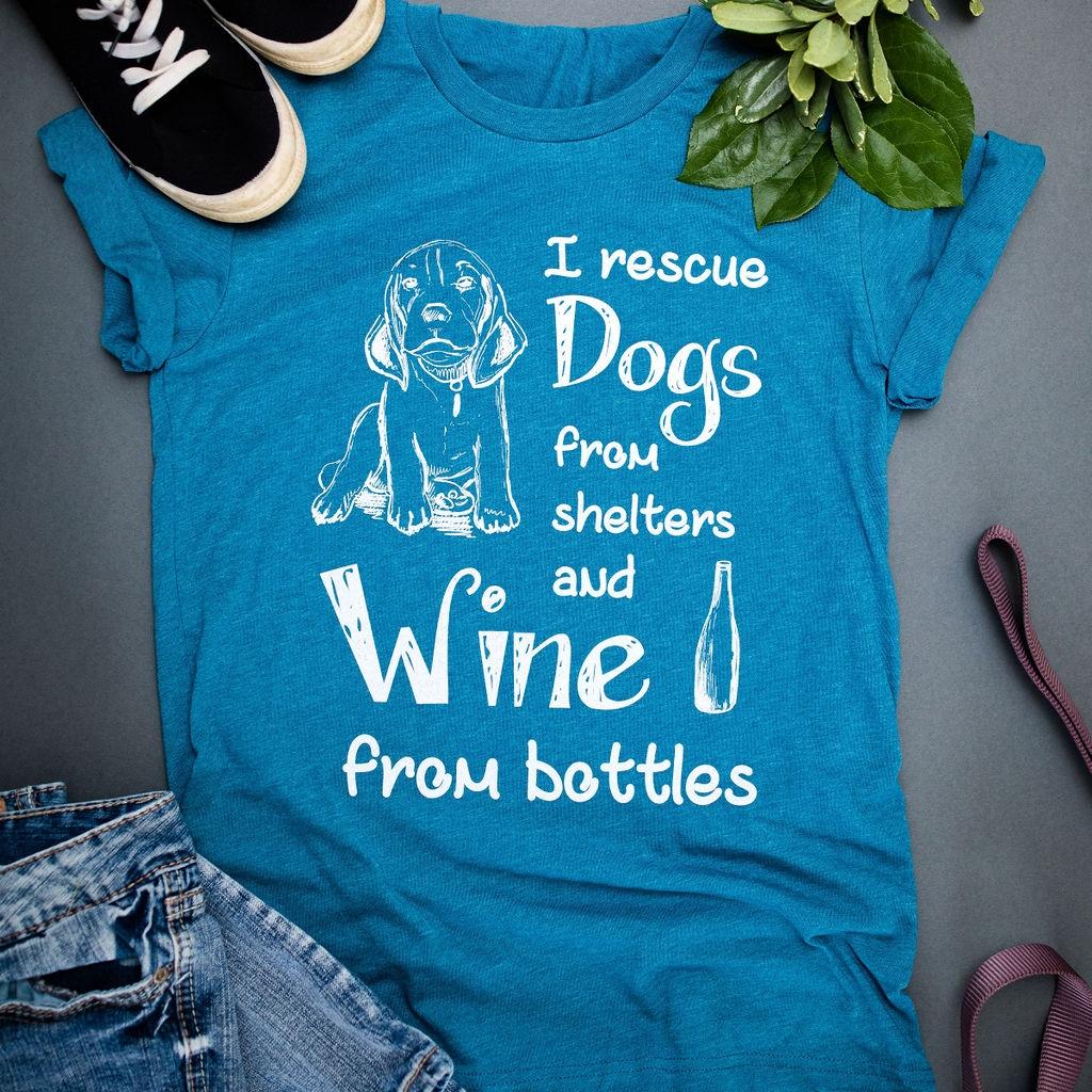 Unisex tee shirts - Wine - Heather deep teal | Trada Marketplace