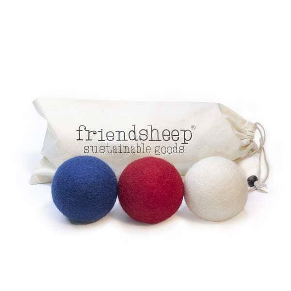 Americana Eco Dryer Balls - Special Edition - Set of 3   Trada Marketplace