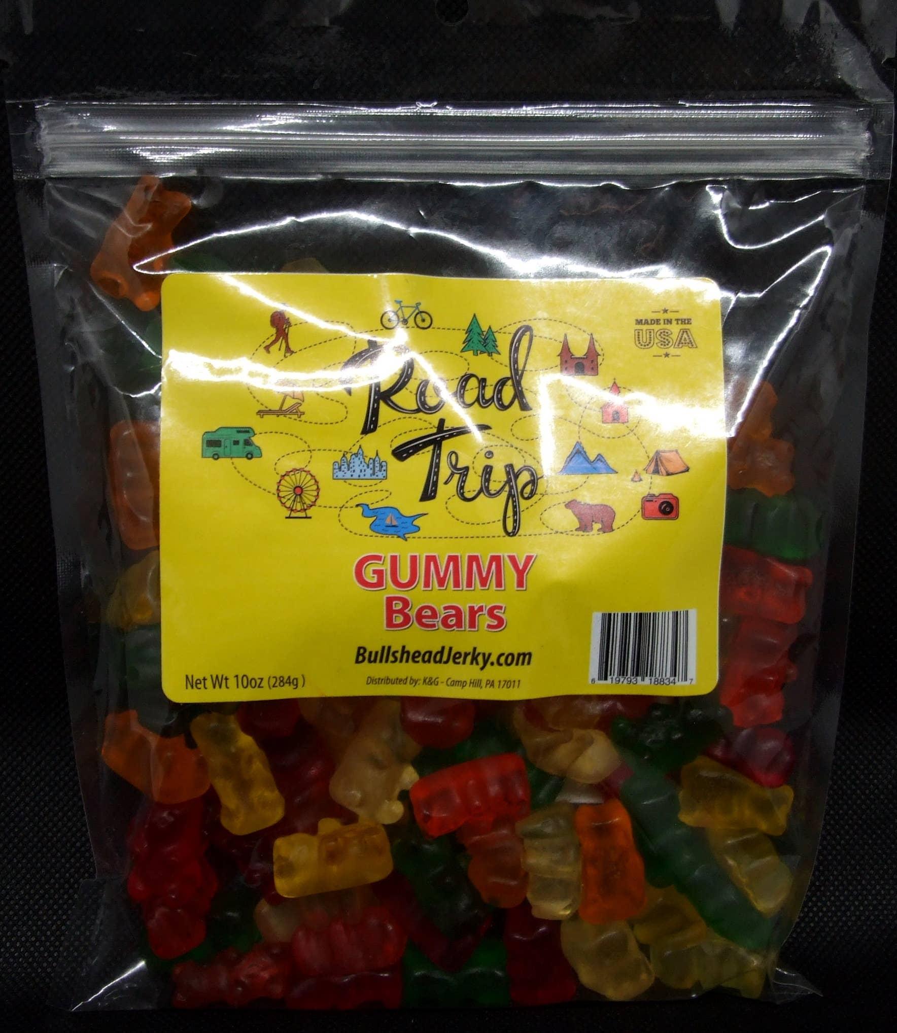 Gummy Bears 10 oz | Trada Marketplace