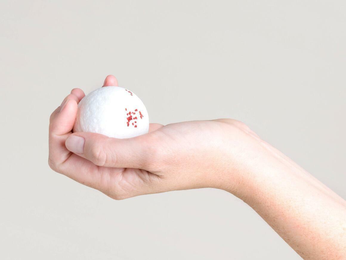 Lavender Bath Bombs-Bulk-100 Units-100%natural-each wrapped   Trada Marketplace
