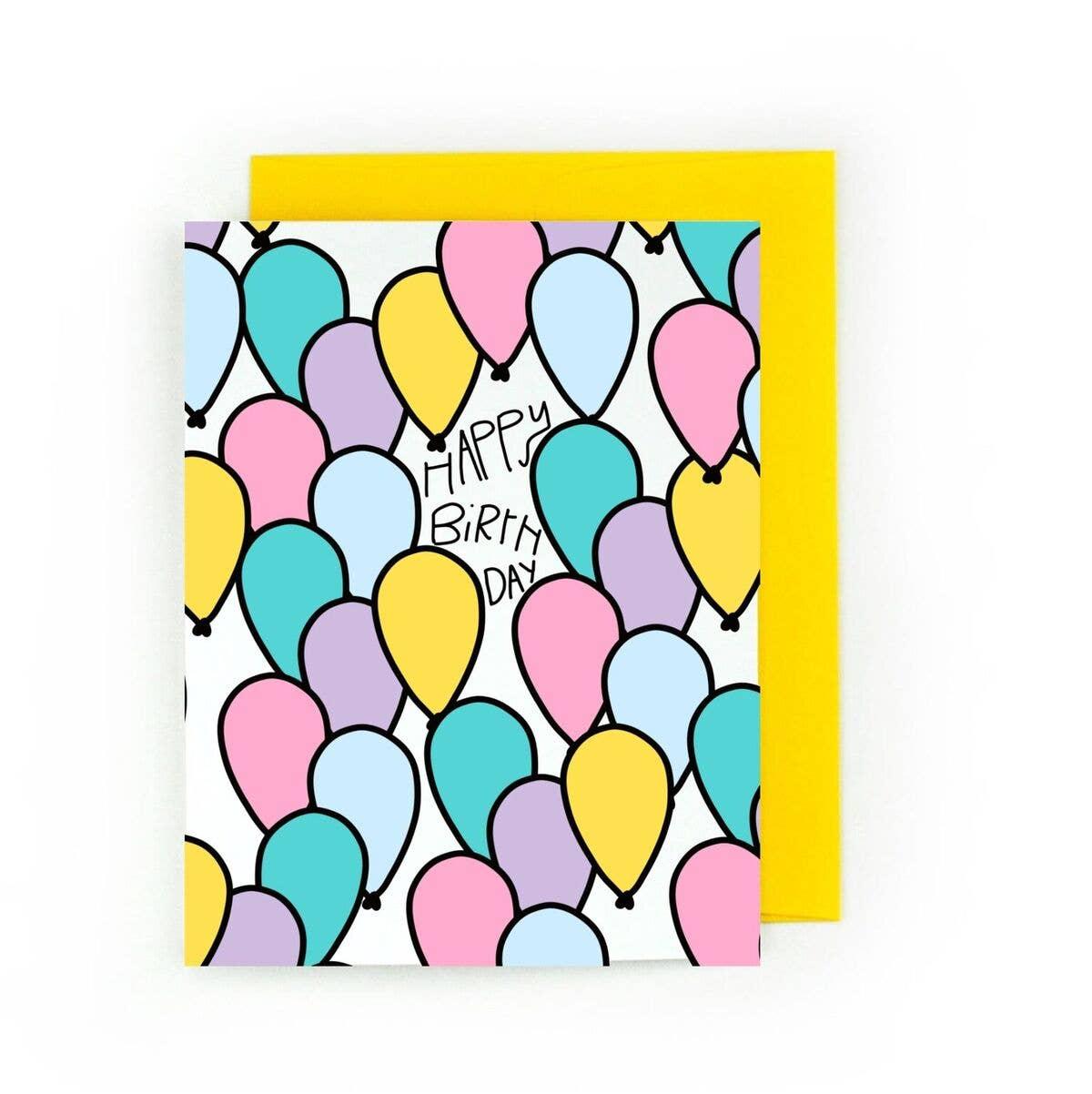 Crowded Birthday | Trada Marketplace