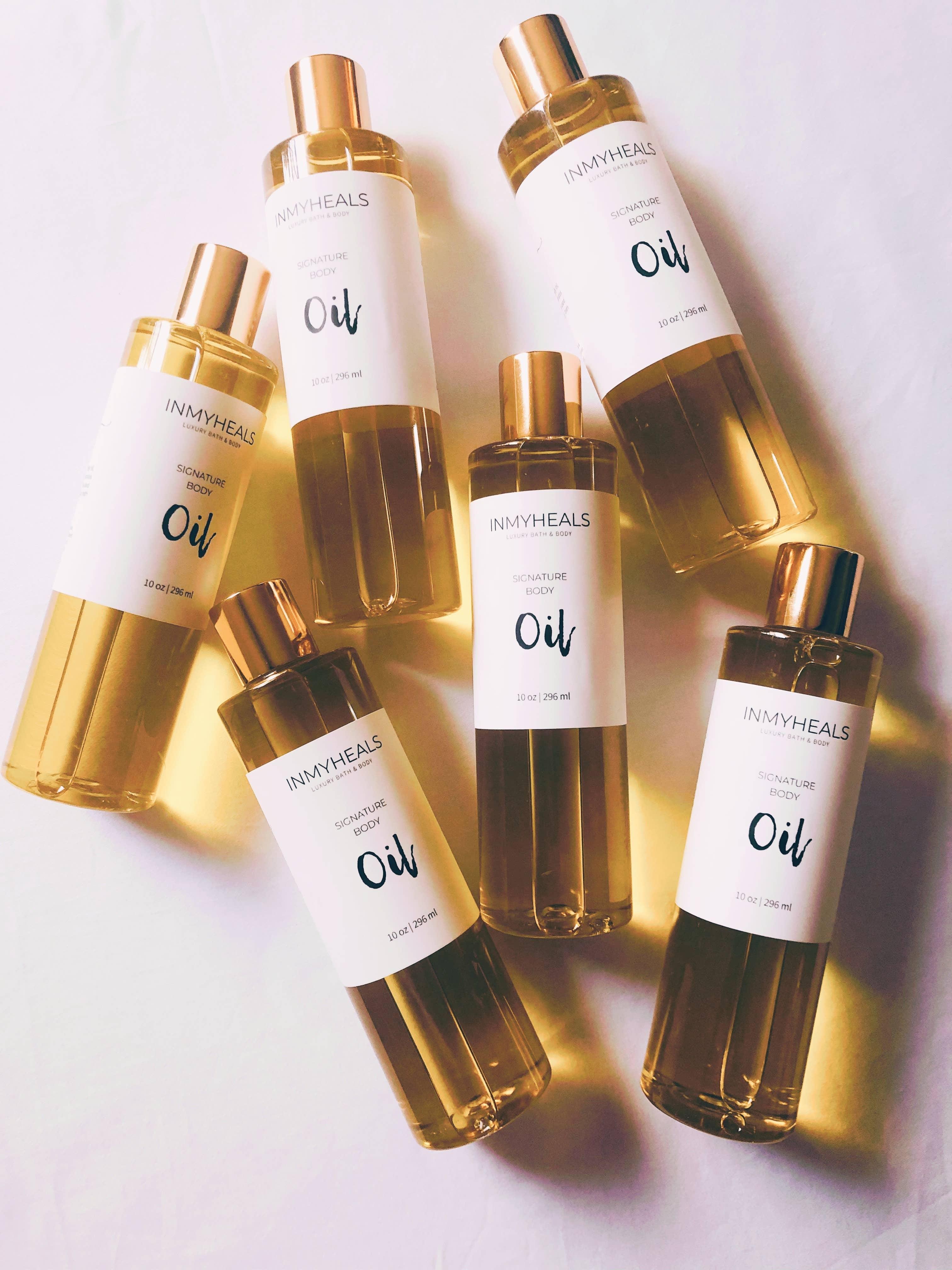 Signature Body Oil | Trada Marketplace