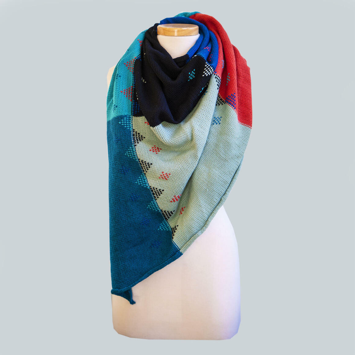 Exmouth Wool Scarf | Trada Marketplace