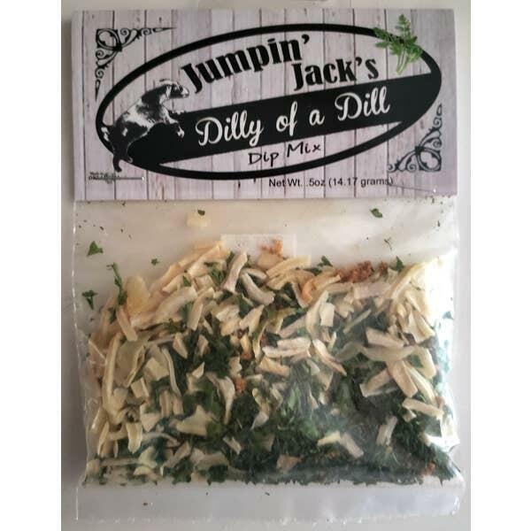 Savory Dip Mixes - Dilly of a Dill   Trada Marketplace