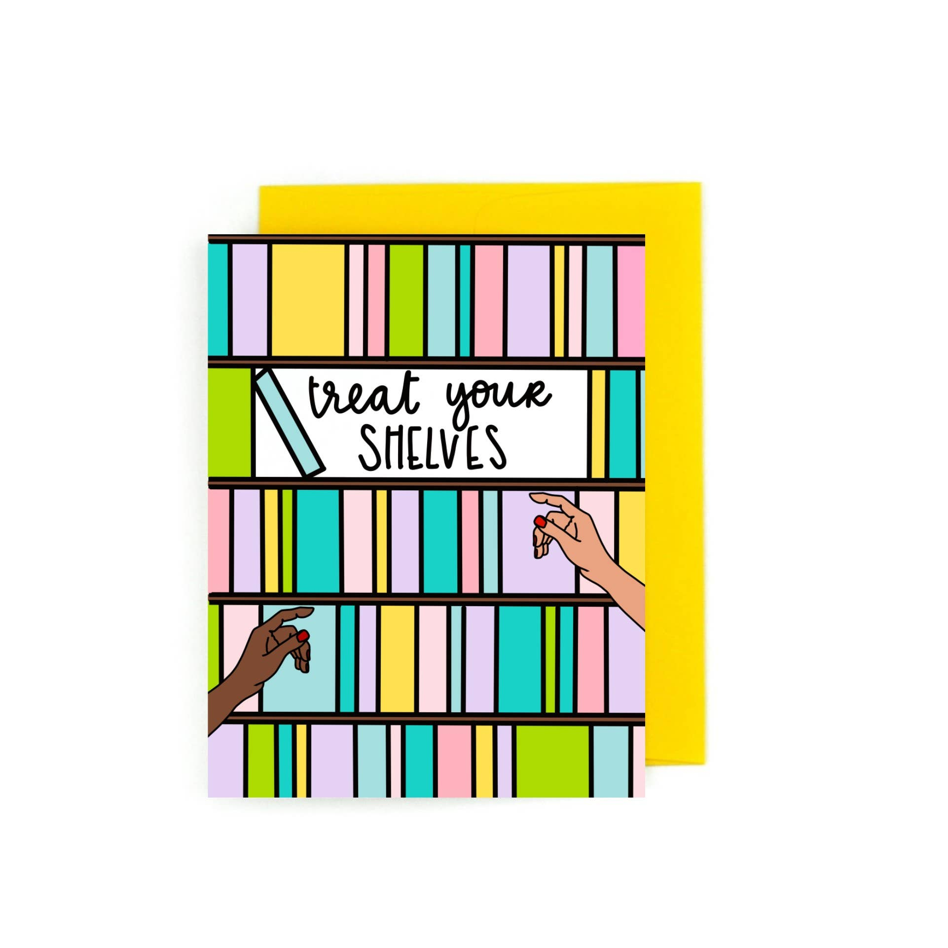 Treat Your Shelves | Trada Marketplace