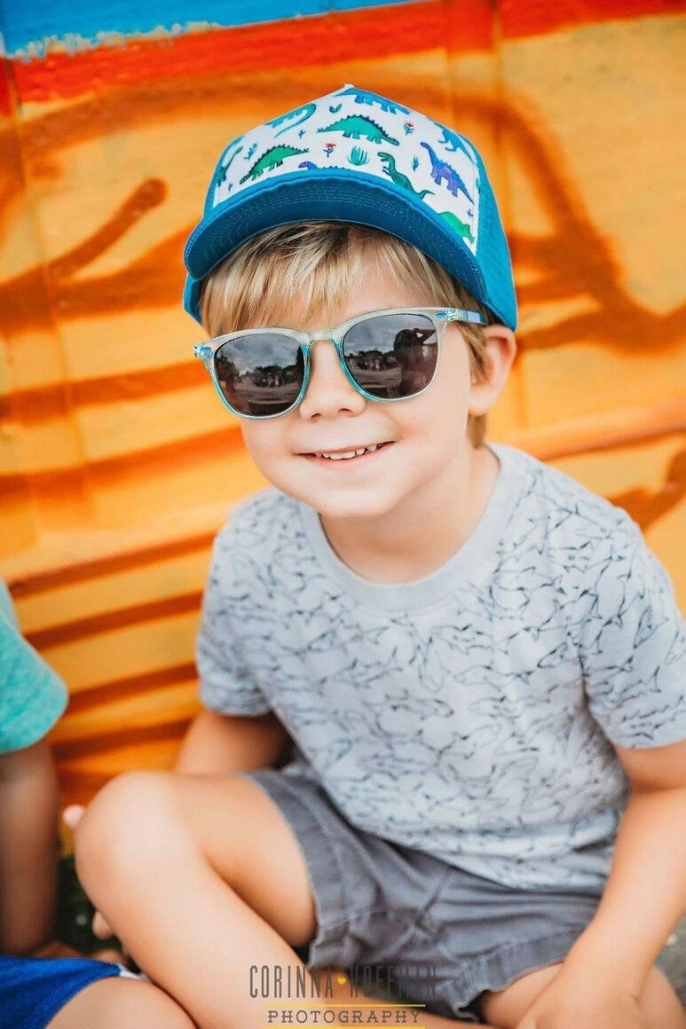 Rainbow Colors Polarized Child Sunglasses | Trada Marketplace