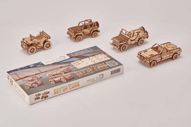 Set of Cars Puzzle | Trada Marketplace