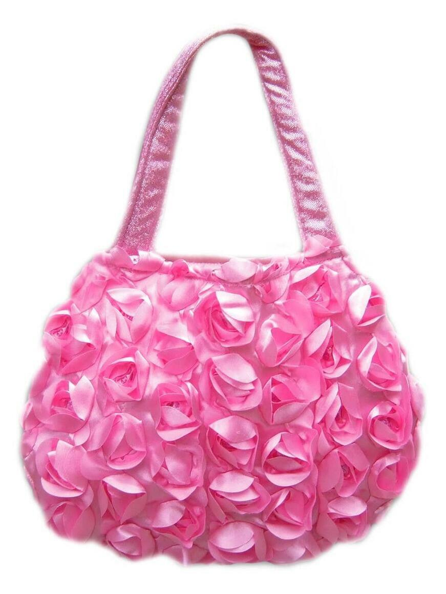 Rose Flower Toddler purse | Trada Marketplace