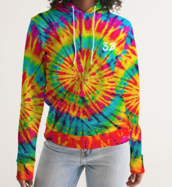 Tie-Dye Women's Hoodie | Trada Marketplace