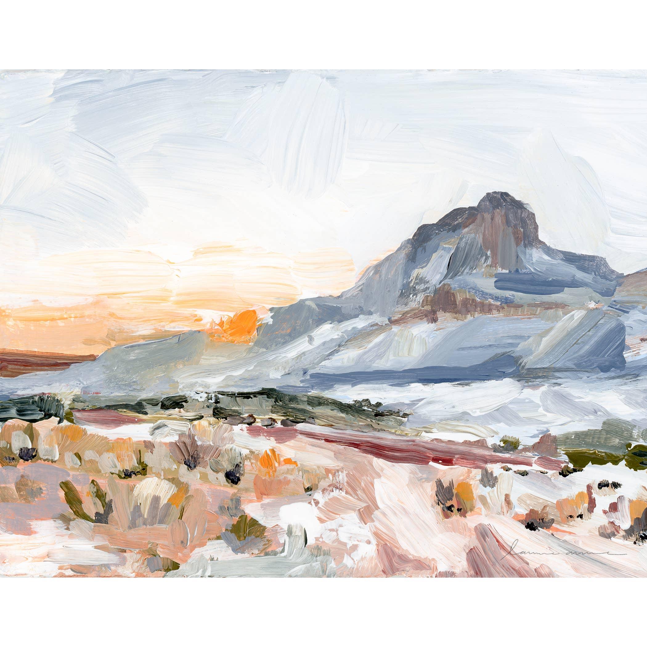 Entrada Horizontal Canvas Print   Trada Marketplace