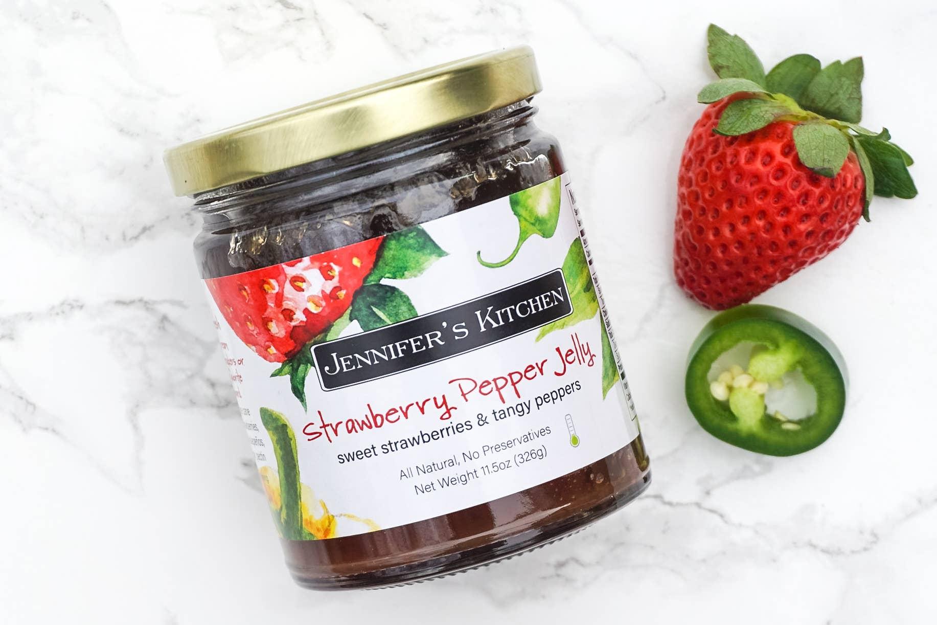 Strawberry Pepper Jelly | Trada Marketplace