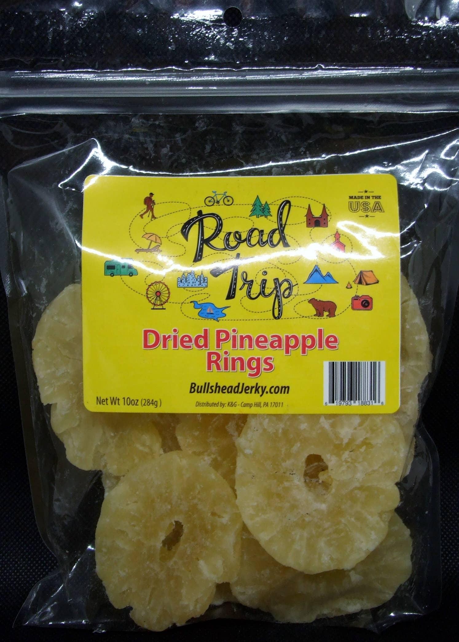 Dried Pineapple Rings 10 oz | Trada Marketplace