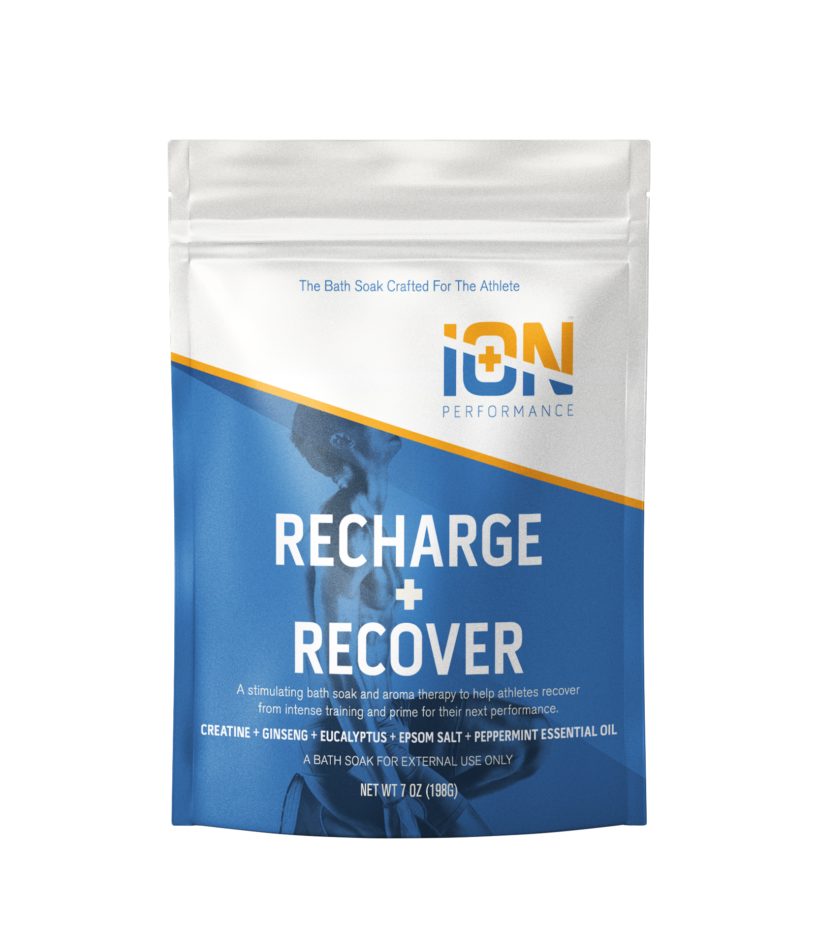 Recover and Recharge Creatine+Mg Sport Soak 7 oz oz | Trada Marketplace