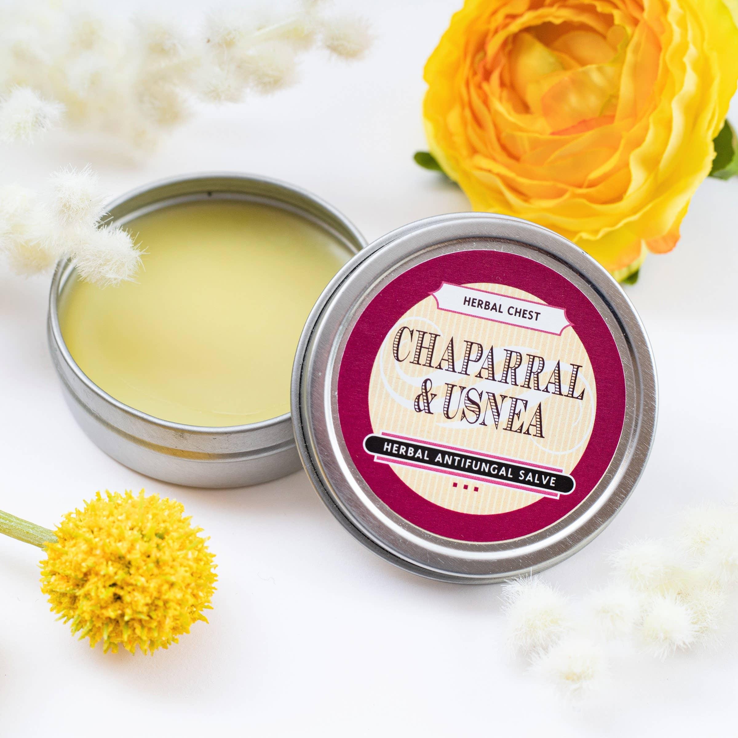 Anti Fungal Salve - Chaparral Herbal Healing Cream | Trada Marketplace