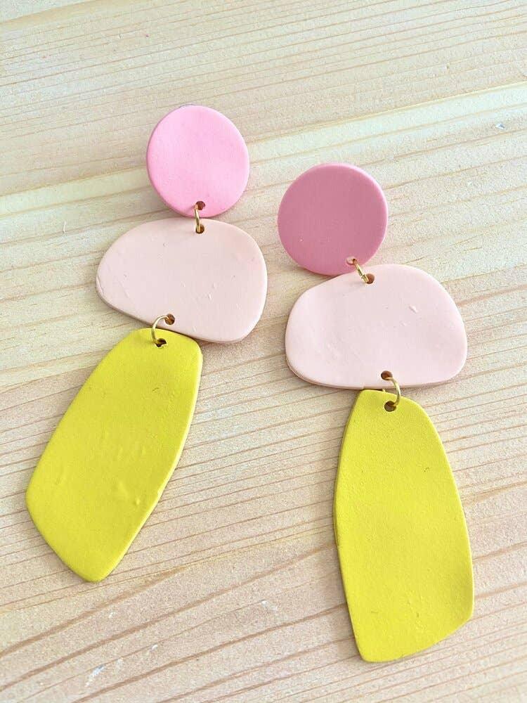 Mimosa Earrings | Trada Marketplace
