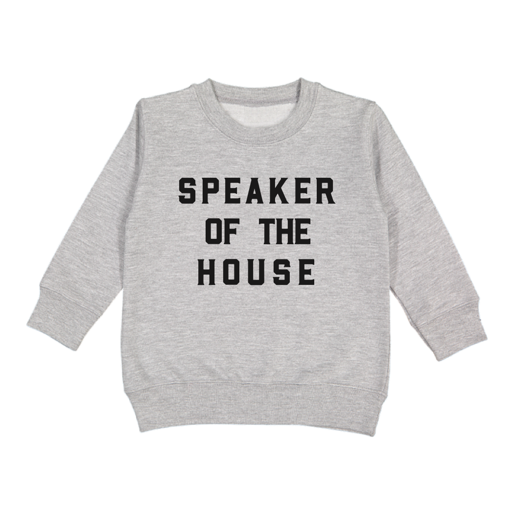 Speaker of the House Pullover | Trada Marketplace