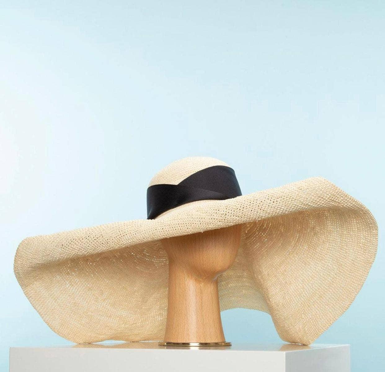Lemloreli Long Brim Hat with Wire | Trada Marketplace