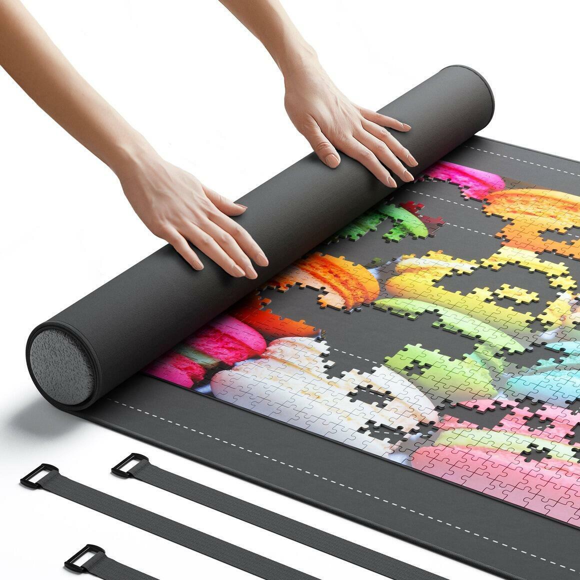 Newverest Jigsaw Puzzle Mat Roll Up | Trada Marketplace