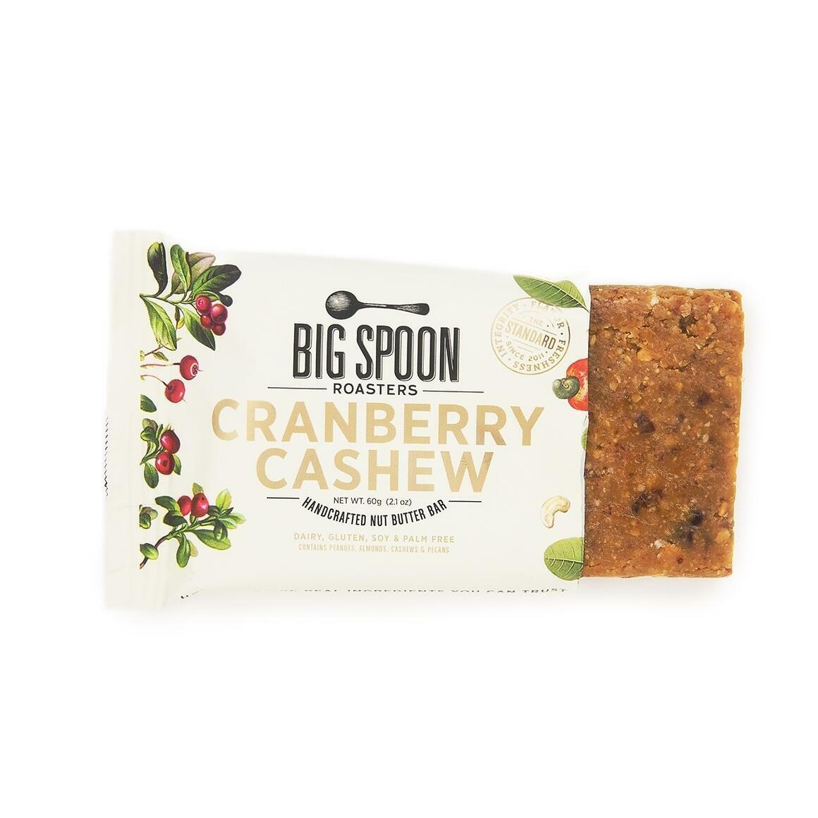 Big Spoon Roasters Cranberry Cashew | Trada Marketplace