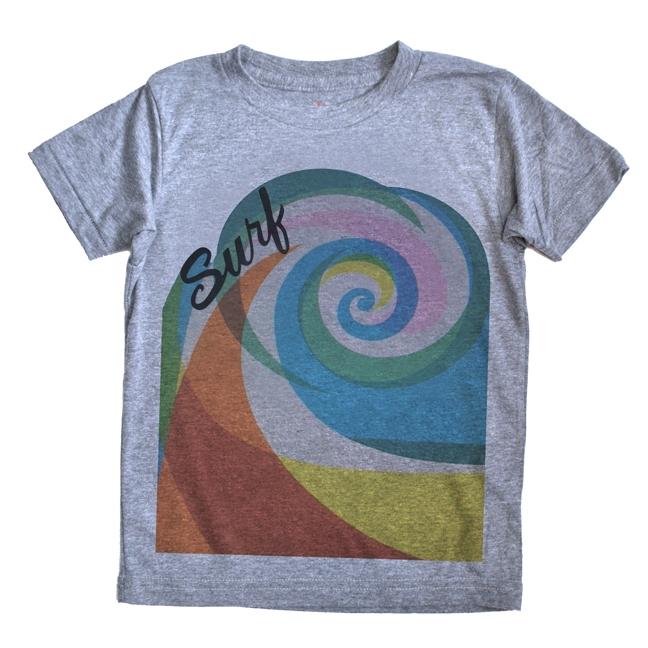 Wave - Triblend - Grey | Trada Marketplace