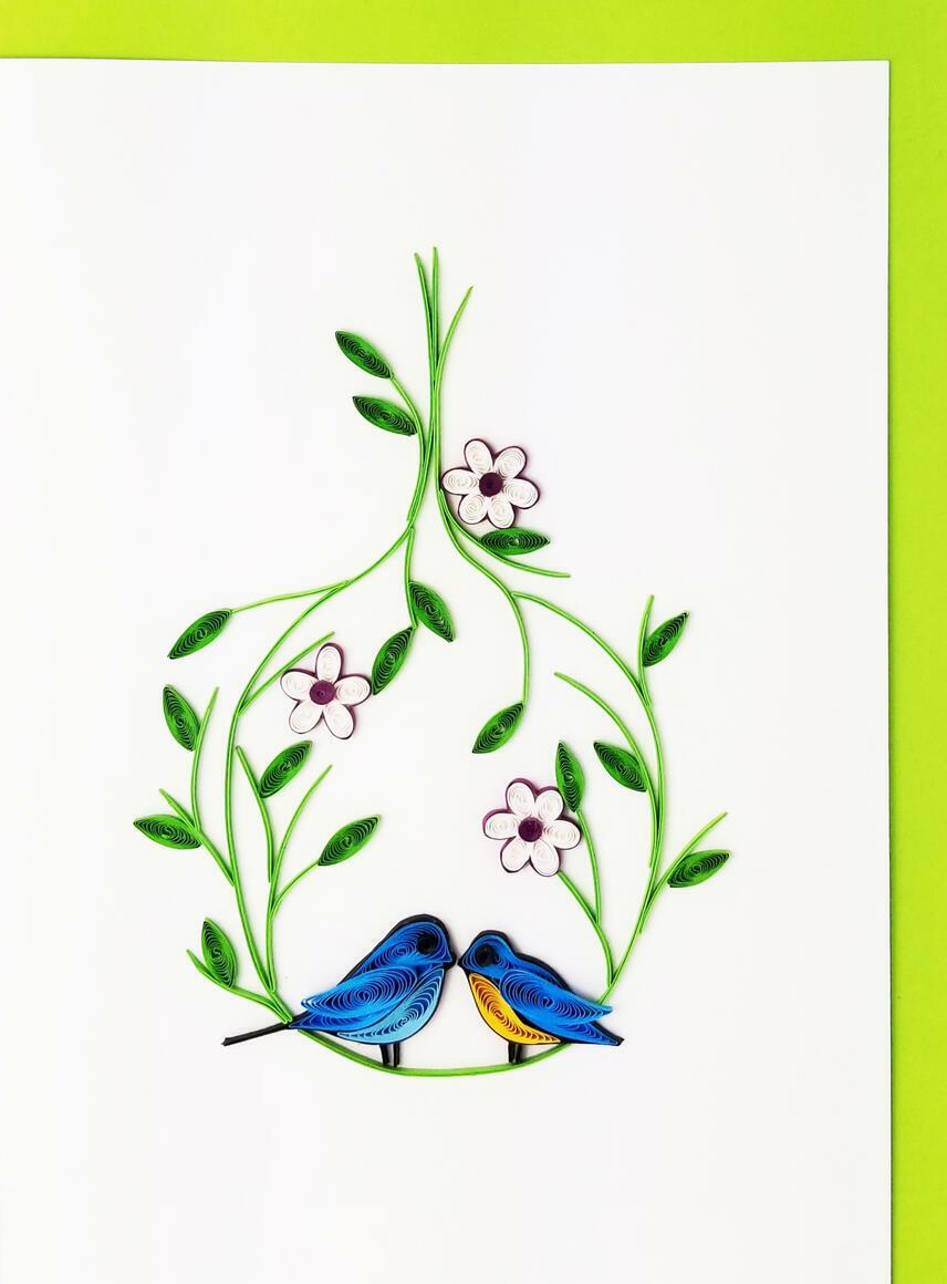 Bird Couple   Trada Marketplace