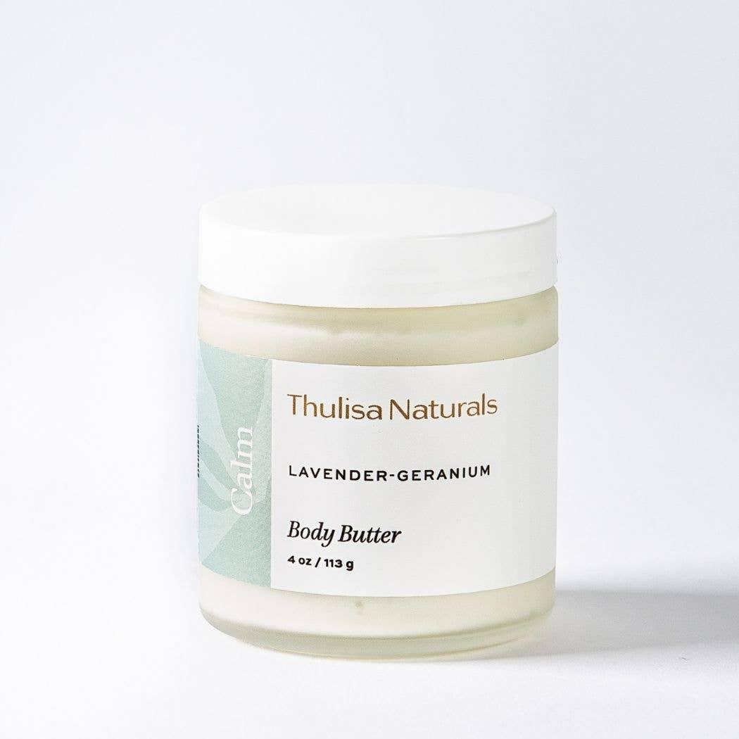 Body Butter - Calm Lavender-Geranium   Trada Marketplace