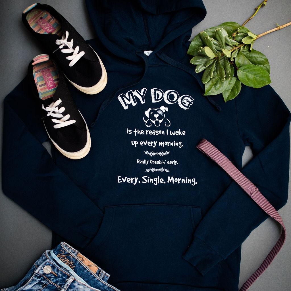 Unisex Sweatshirt - My Dog | Trada Marketplace